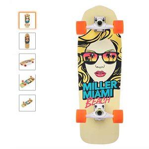 Miller skateboard miami