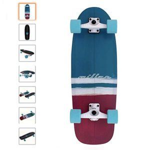 miller mundaka surfskate