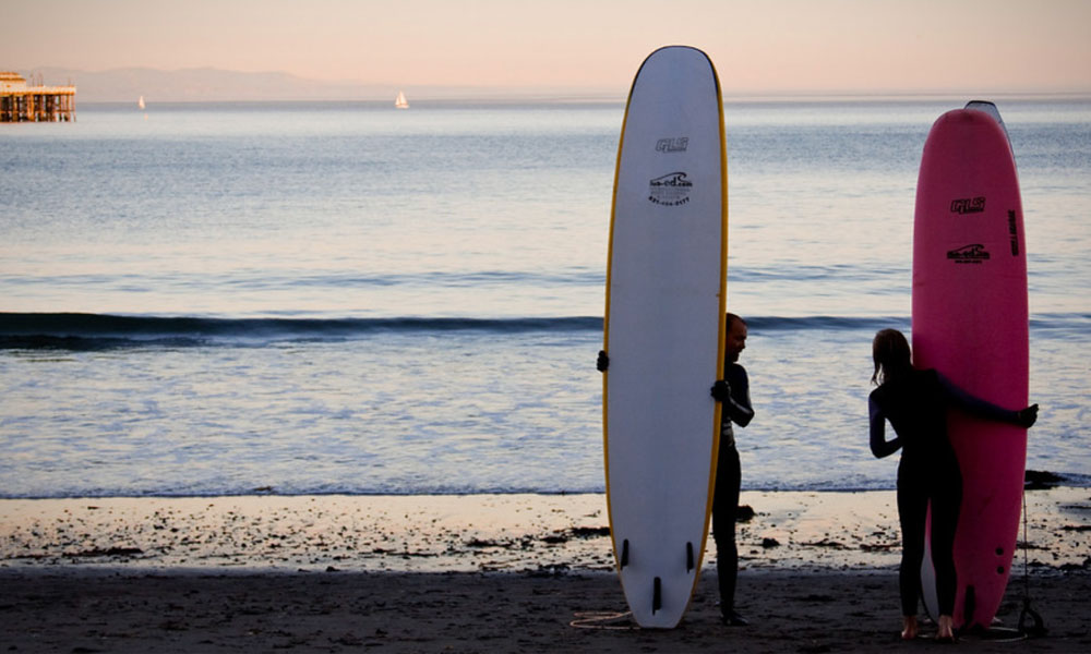 elegir tabla de surf