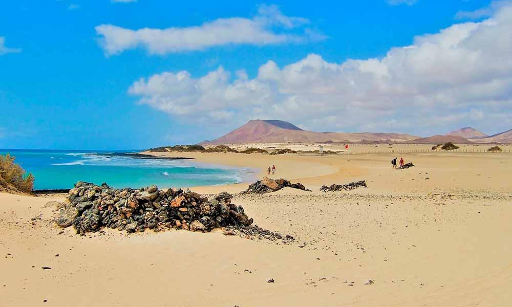 playa del moro Fuerteventura