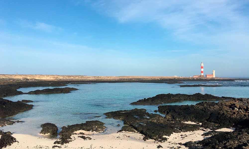 Playa el cotillo Fuerteventura
