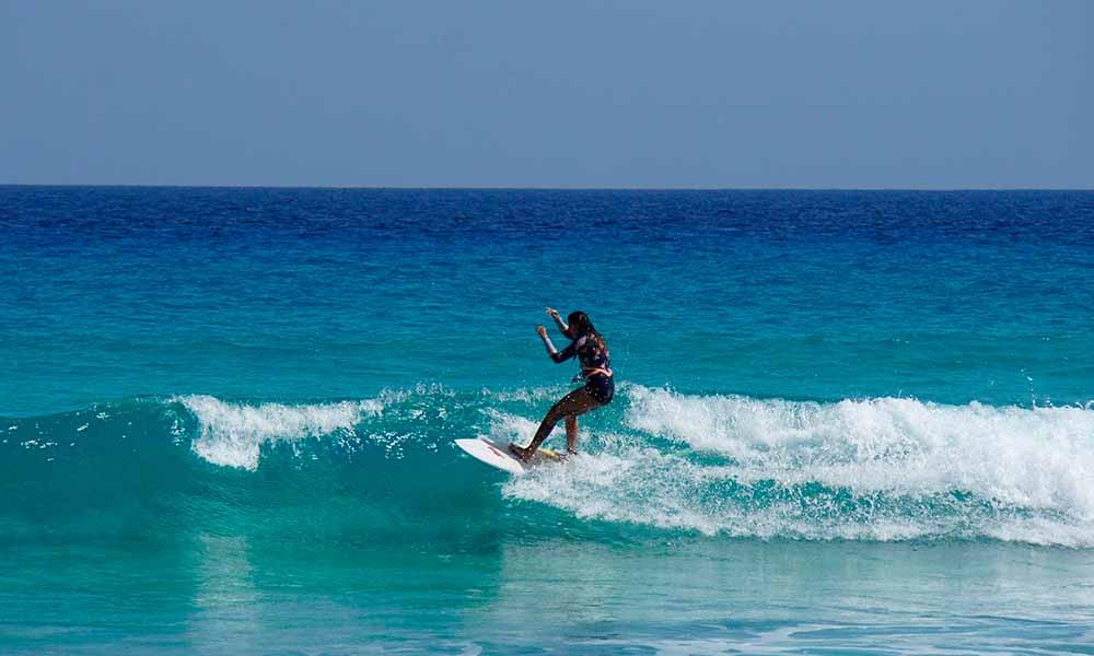 surf en Fuerteventura Corralejo