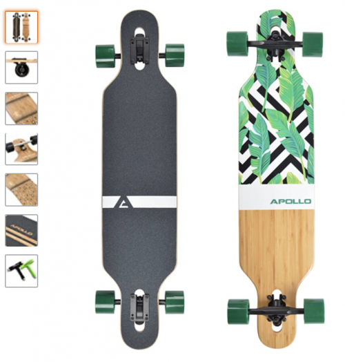 Longboard Apollo