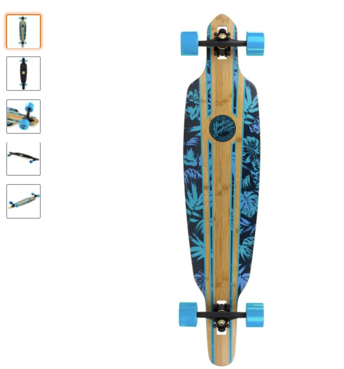 Mindless Longboards Maverick